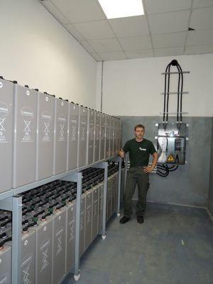 AgP Pritzwalk, PV-Anlage mit Speichersystem, 420 kWh