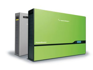Nedap PowerRouter Plus mit Sunsave
