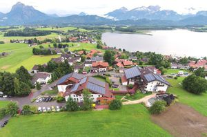 Photovoltaik Solar Hotelkonzept GermanPV