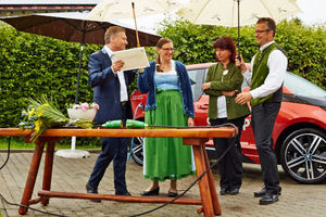 Photovoltaik Solar Hotelkonzept GermanPV